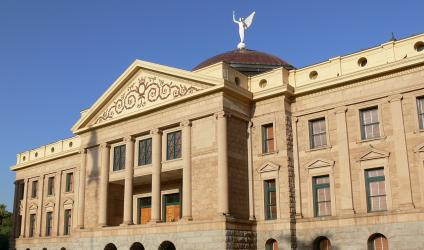 AZ State Capitol Building image, From Wikimedia Commons